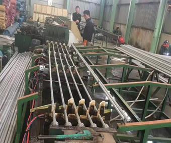 不锈钢管水压检测